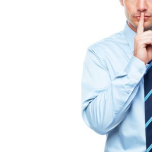 Sweeping things underneath the carpet - Business Dishonesty