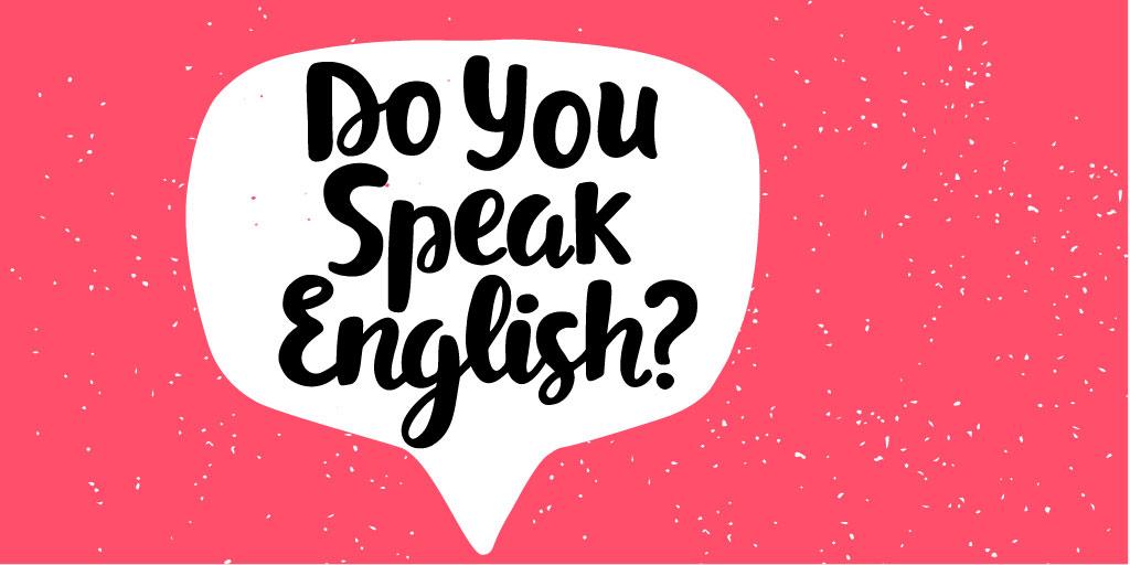 hablas inglés en el despacho