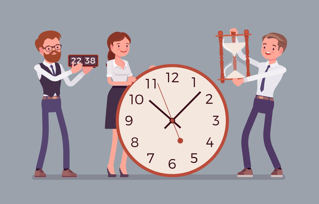registro jornada horario obligatoria empresa ley